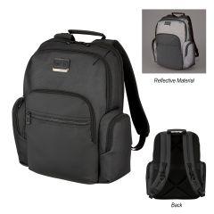Harrison James Reflective Backpack
