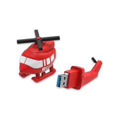 Helicopter Shaped USB Flash Drive