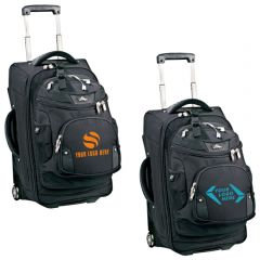 High Sierra 22 Inch Wheeled Carry-On With Daypack