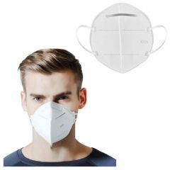 KN95 4 Layer Face Mask