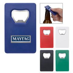 Lightweight Bottle Opener