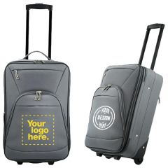 Luxe 21 Inch Expandable Carry-On Luggage