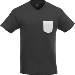 M-Monroe Short Sleeve Pocket Tee