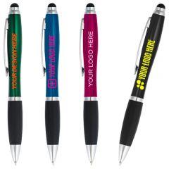Mandarin Metal Ballpoint Pen-Stylus