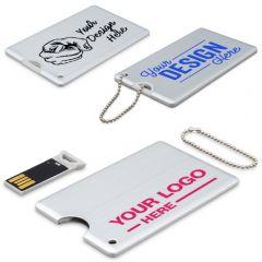 Metal Business Card USB Drive