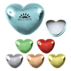 Metallic Heart Lip Moisturizer
