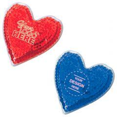 Mini Heart Hot/Cold Gel Pack