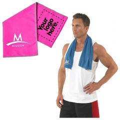 Mission Enduracool Xl Cooling Towel And Face Cover