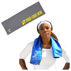 Mission Max Large Cooling Towel And Face Cover