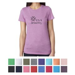 Next Level Ladies' Tri-Blend Crew Tee