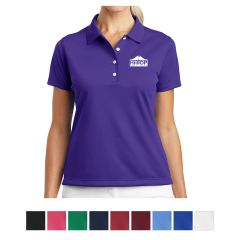 Nike Golf Ladies' Tech Basic Dri-Fit Polo