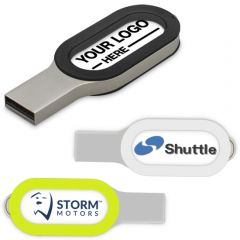 Personalized Acrylic Flash Drive