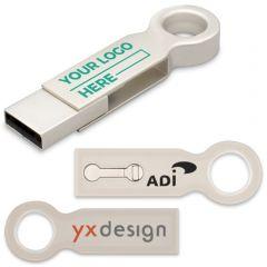 Personalized Metal OTG USB-C Drive