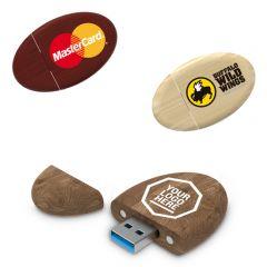 Personalized Wood USB Drive