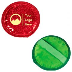 Plush Round Gel Hot/Cold Pack