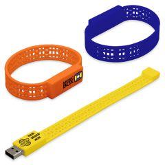 Promotional Bracelet USB Drive