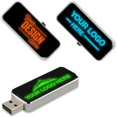 Promotional LightUp Flash Drive