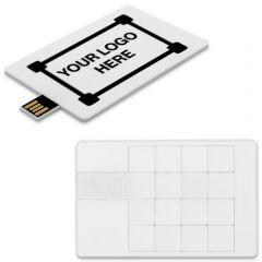 Puzzle Card USB Drive
