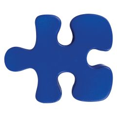 Puzzle Piece Shape Stress Reliever