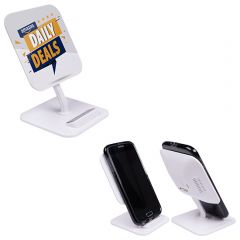 Qi Certified Stand Wireless Charging Pad