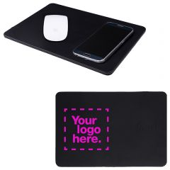 Qi Mouse Pad Wireless Charging Pad Large