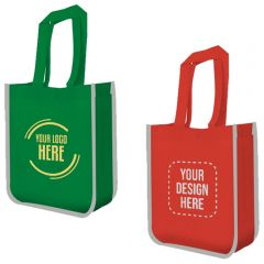 Reflective Lunch Tote Bag
