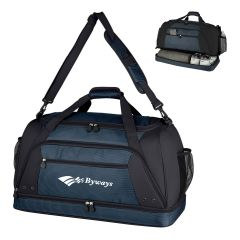 Rockfest Drop-Bottom Duffel Bag