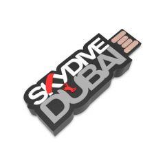 Skydiving USB Flash Drive
