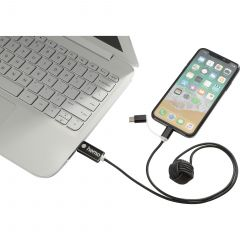 Spindle 3-In-1 Charging Cable
