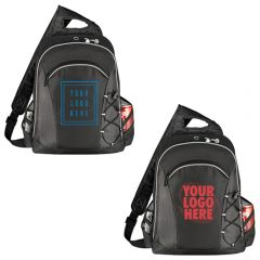 Summit Tsa 15 Inch Computer Sling Backpack