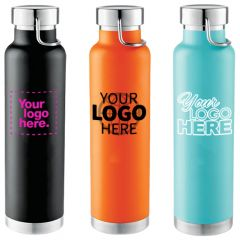 Thor Copper Vac Bottle 22Oz With Cylindrical Box