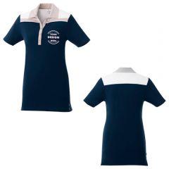 W-Gydan Short Sleeve Polo