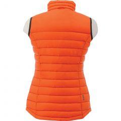 W-Whistler Light Down Vest (Woven, Light)