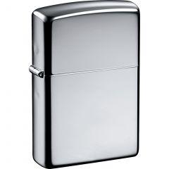 Zippo Windproof Lighter High Polish Chrome