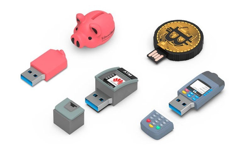 Custom USB Flash Drives For Finance Industry