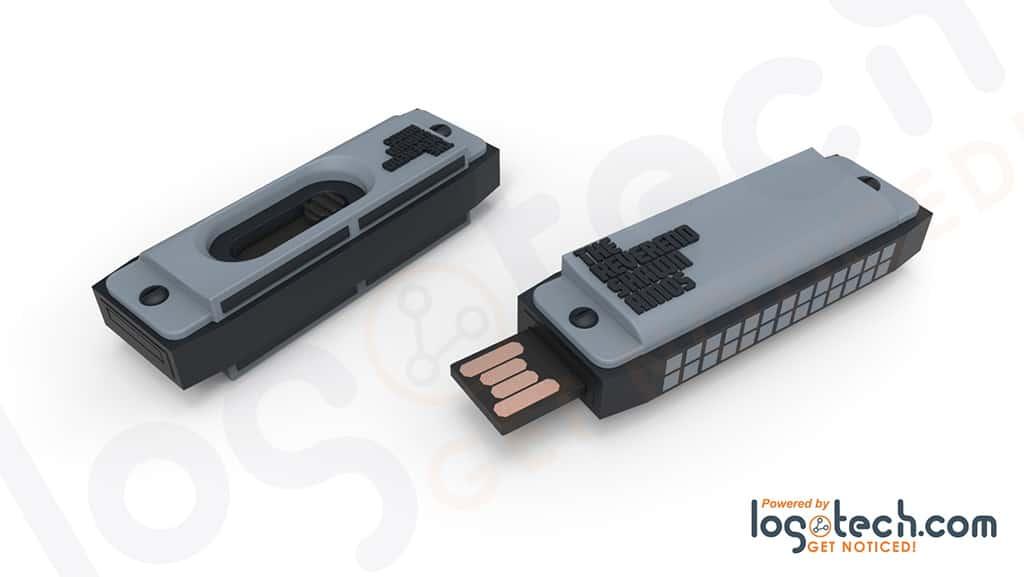 Harmonica USB Flash Drive