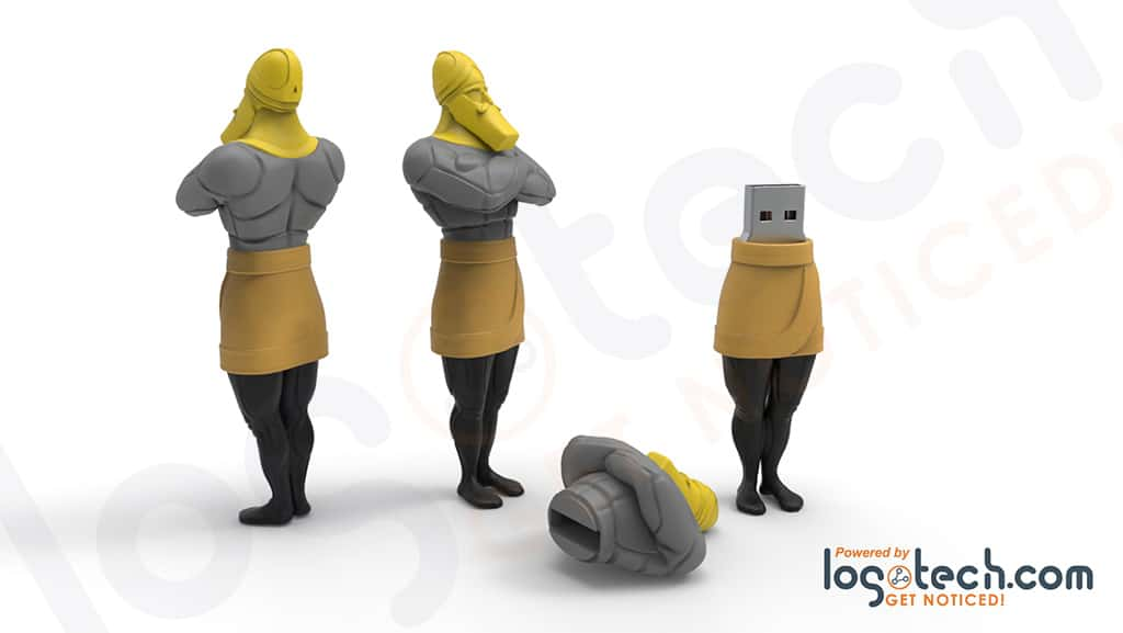 Statue USB Flash Drive