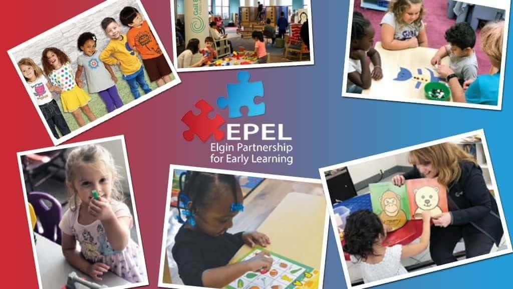 Logotech Awards Elgin Partnership for Early Learning $500 Grant