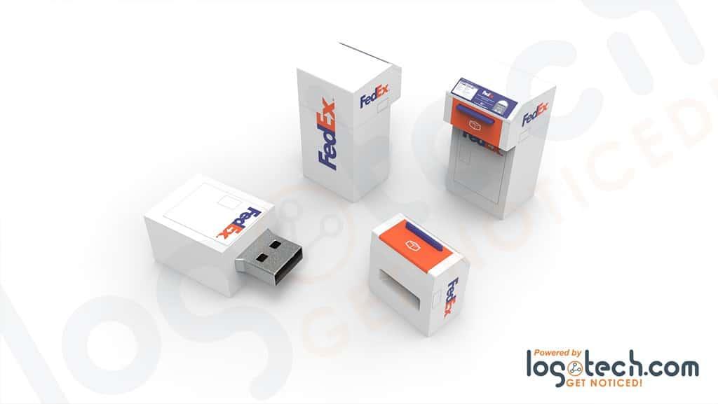 Drop Box USB Flash Drive