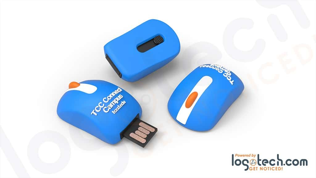 Computer Mouse USB Flash Drive