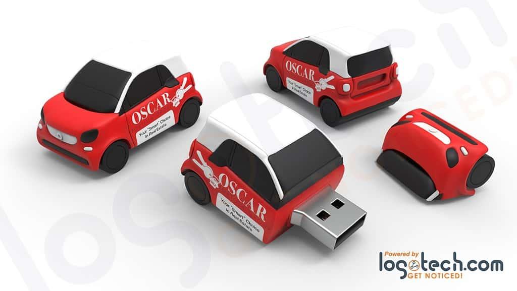 Smart Car USB Flash Drive