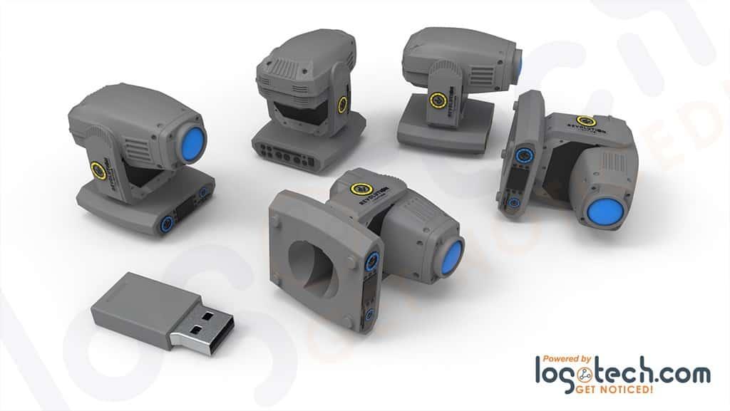 Spotlight USB Flash Drive