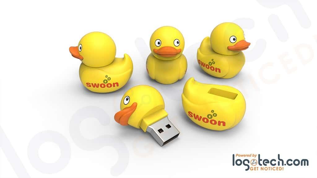 Rubber Ducky USB Flash Drive