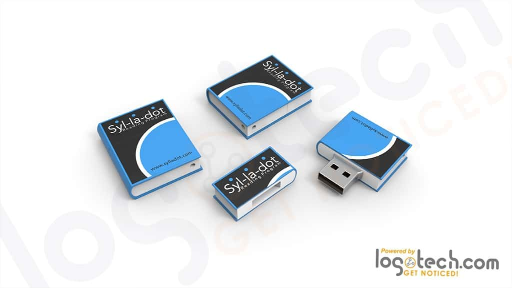E-Book USB Flash Drive