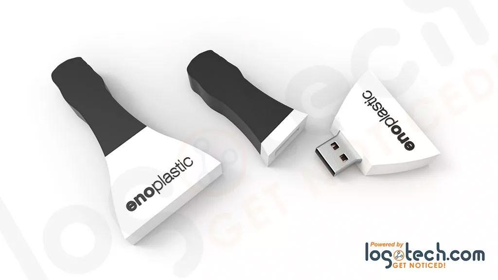 Custom 2D USB Flash Drive