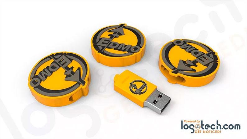 Custom Shaped USB Flash Drive