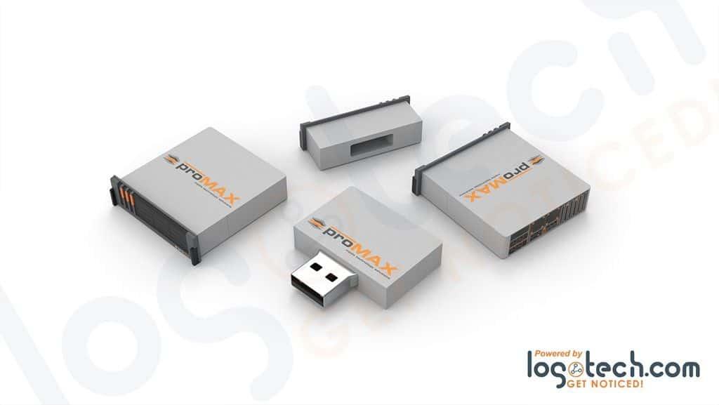 Computer Server USB Flash Drive