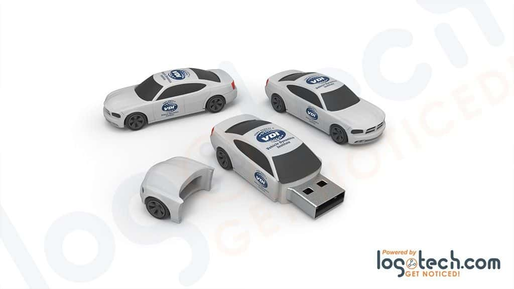 Dodge Charger USB Flash Drive