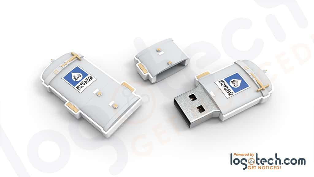 Industrial Filter USB Flash Drive