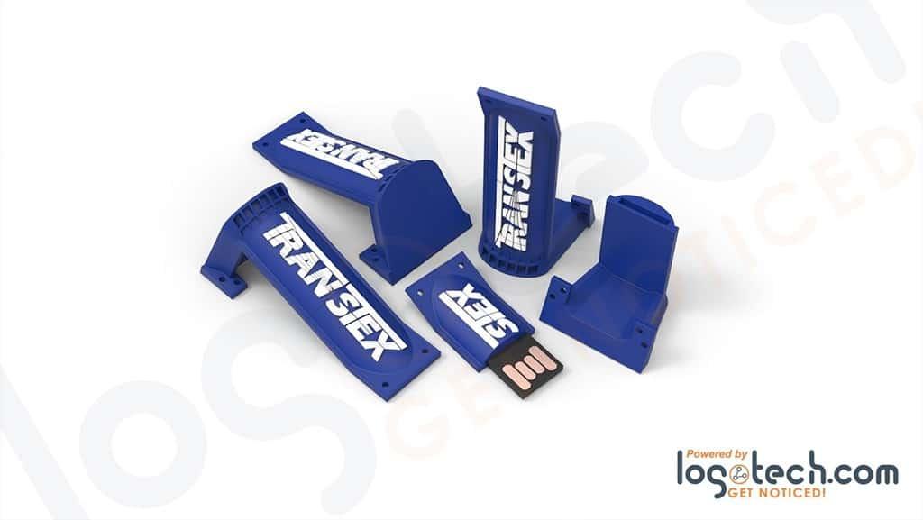 Trailer Skirt Bracket USB Flash Drive